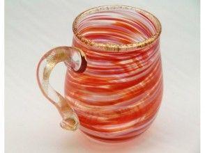 【兵庫県・吹きガラス体験】本格!ワンランク上の作品づくりをじっくりと楽しめる吹きガラス体験の画像