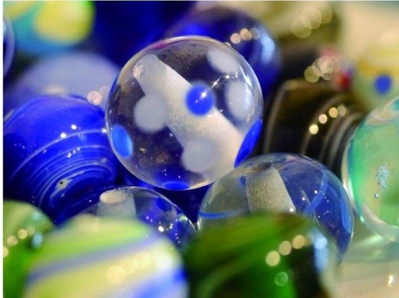 【埼玉・川越】かわいいガラス玉「とんぼ玉作り」を本格的に体験しよう!の紹介画像