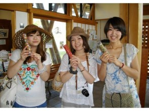 [Kyoto FuKyo Tango City and craft experience] image of kaleidoscope-making of the sea to make a single ☆ shells in the world