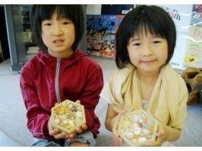 【京都府・京丹後市】クラフト体験~思い出が詰まった海の宝箱「六角箱作り」3才から参加できます!