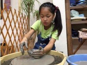 【愛知・陶芸体験】伝統工芸・常滑焼に囲まれて陶芸体験の画像