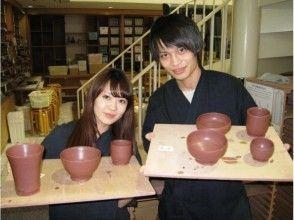 【静岡・伊豆高原】初めての方も大歓迎!一番人気の粘土使い放題!電動ろくろ体験