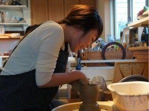 【兵庫県・陶芸体験】気分はプロの陶芸家!電動ろくろ1日体験の画像