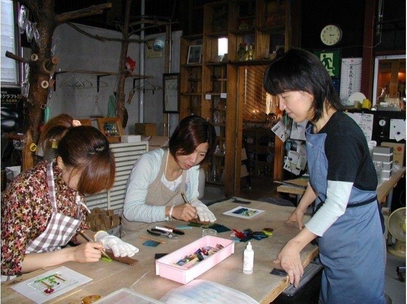 【北海道・フュージング体験】旭川でオリジナルの作品づくり!フュージング体験の紹介画像