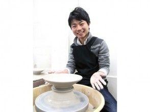 【東京都・陶芸体験】気分は陶芸家。初心者におすすめ!電動ろくろ陶芸体験の画像