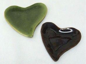 【東京都・陶芸体験】ウエディング陶芸プラン!手びねり体験の画像