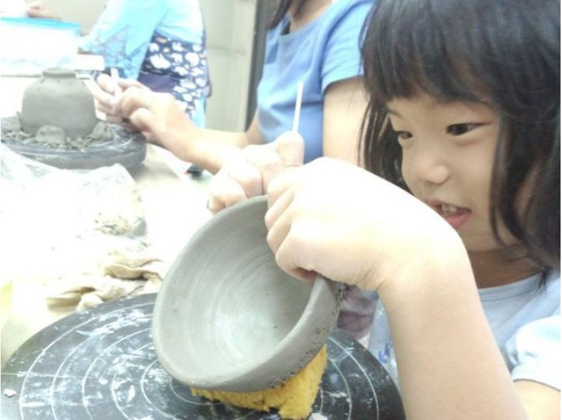 [Tokyo/ Kita Ward] 6 minutes on foot from the station! Even beginners have fun and challenge! 1 day pottery experienceの紹介画像