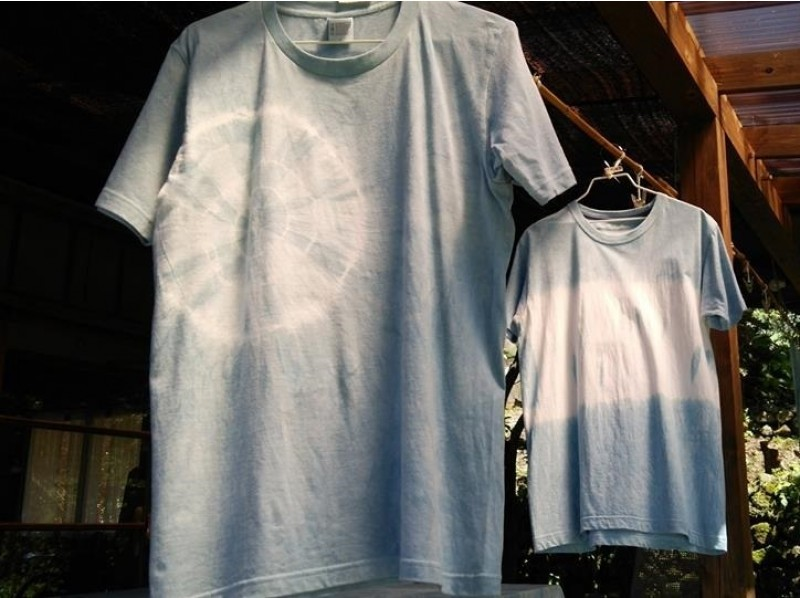 [Nagasaki, Unzen City] Enjoy unique fashion! Plant dyeing experience
