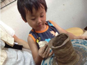 [Hyogo/ Amagasaki] 2 minutes on foot from the station! Even beginners challenge with easy clay! Ceramic art experience (1 day course)
