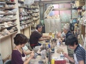 【神奈川県・陶芸体験】自由な発想で楽しみましょう!何を作ってもOKな手びねり陶芸体験の画像