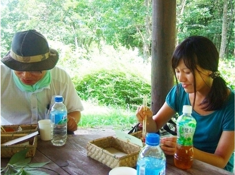[Toyama and Mt. Tateyama] A therapy guide will guide you! Forest therapy (refresh course) with special therapy lunch