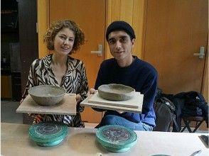 [Kyoto/ Kyogyo-ku] A pottery experience to enjoy carefully while enjoying an extraordinary experience at a townhouse in Nishijin, Kyoto(1 day)