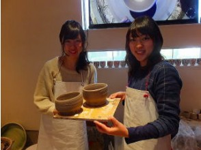 【Mie / Ise City】 15 minutes on foot from Ise Jingu Shrine! Suggestions for enjoying a trip ★ Image of pottery experience made with electric powered wheel