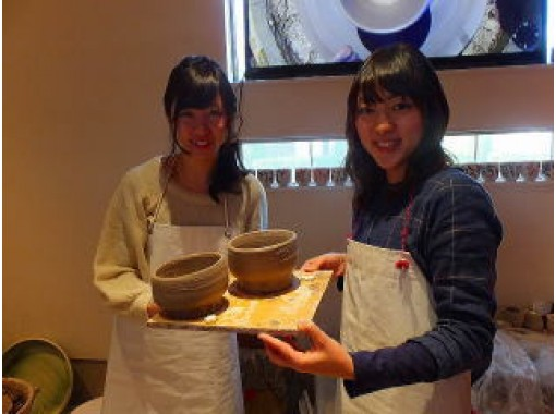 "[Mie/ Ise City] 15 minutes on foot from Ise Shrine! Proposal to enjoy travel ""Electric pottery experience with electric wheel"" beginner welcome!の紹介画像"