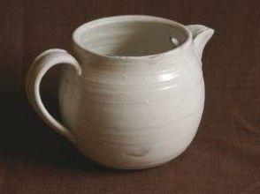 【茨城県・陶芸体験】少人数で心ゆくまで制作♪電動ろくろで陶芸体験の画像