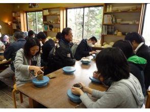 【静岡県・陶芸体験】自然に抱かれた癒しの高原で手びねり体験の画像