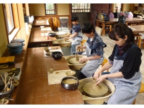 【Shizuoka Prefecture · Ceramic Experience】 Izu Kogen High-class memories of travel! Image of the electric powered wheeling experience of peace of mind for the first time