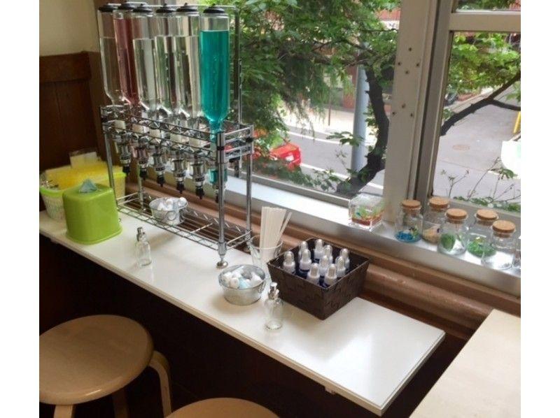 【兵庫県・神戸市】調香体験~好きな香りを身にまとう「オリジナルオードトワレ作り」(1時間)の紹介画像