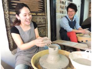 [東京都-鉑]感謝陶!電動陶輪新娘陶器計劃!動畫數據服務!可以當天預約