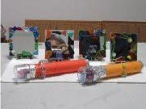 從3歲OK [鳥取製作萬花筒]參與!萬花筒製作經驗圖片