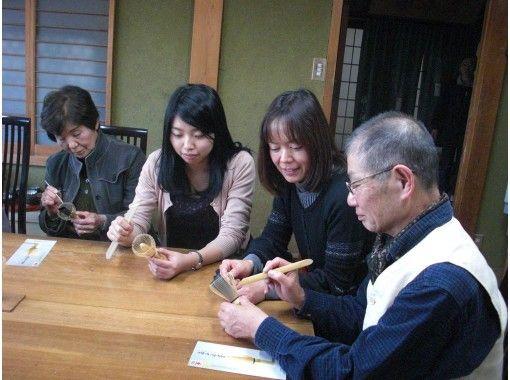 【奈良県・生駒市】伝統文化体験「繊細な技術が体験できる茶筌作り」茶席でのお抹茶・お菓子付き!