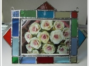[Tottori/Tottori City] Make interior items in stained glass! Inexperienced person / one person welcomed (can be Available for block bookings)