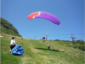 [Tochigi, Nasu] paragliding experience (1 day course) Sale! Image of