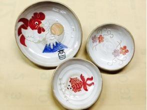 【東京・陶芸手びねり】本格的に全て自分で作る!手びねりコース(成形~釉薬掛け・3回)の画像