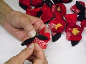 【群馬県・つるし作り体験】世界一のつるし飾りを見ながら!つるし飾り作り体験の画像