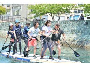 【徳島市】BIG SUP(スタンドアップパドルボード)スクール/クルージングの画像