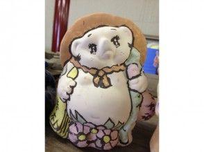 [Shigaraki · Shigaraki Painting Experience] Let's paint plain pottery (about 60 minutes)