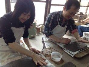 【滋賀県・信楽】手びねり体験~心のままにマイ茶碗!お一人様も50名迄の団体様もOK!初心者歓迎!