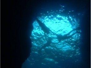 子供と海を満喫セットプラン☆青の洞窟シュノーケリング&キッズ体験ダイビング 魚の餌付け&写真撮影付き