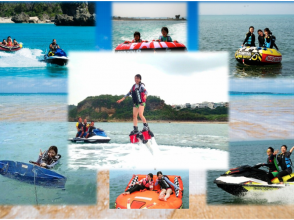 Popular spot sea road the beach! Marine Sports 2 hours charter plan ♪ image of