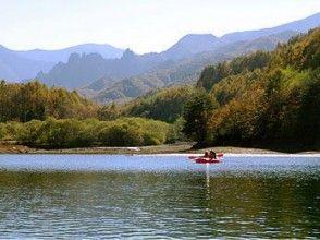 【長野・あちばけ湖】パックラフトツアー@川上