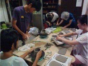 【福島県・磐梯町】陶芸体験~たっぷり1.5kgの粘土を使って自分の好きなものを作陶!手ぶらでOK!
