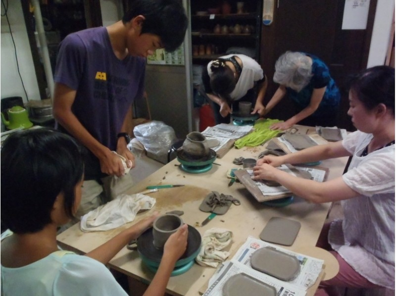 [Fukushima Prefecture Bandai Town] Pottery Experience-Make your favorite things with 1.5kg of clay! OK by hand!