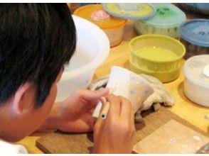 【大阪・舞洲】陶芸~自由に描いてオリジナル作品を作ろう「絵付け体験」3才から楽しめる!