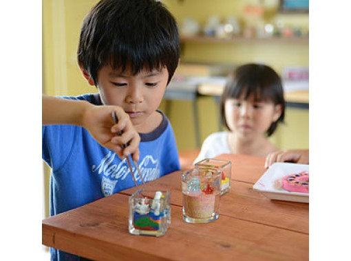 【沖縄・本部町】沖縄ならではの海をイメージした「ジェルキャンドル」を作ろう!3才のお子さまから参加OK!