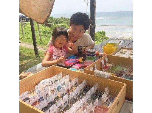 【沖縄・本部町】美ら海水族館から車で10分!人気のジンベイ・マンタに「絵付け」体験!