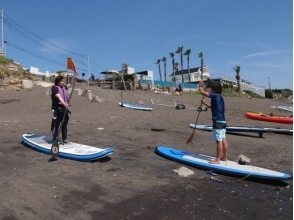 [Kanagawa Miura] an instant improvement in one-on-one! SUP private lessons [2 hours]