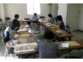 [Tokyo, traditional craft experience] of trying to experience a wood carving of traditional Kyoto crafts image