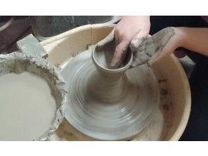 [福岡縣飯塚市]陶瓷體驗-讓我們用電動陶輪做碗!一對一的指導對初學者來說很安全!