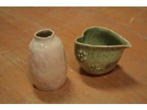[Fukuoka Prefecture Pottery Experience] free style and the idea shines! Hand beauty batter experience