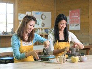 【三重県・陶芸体験】土をこねて作品を作る手びねりで陶芸体験をしようの画像