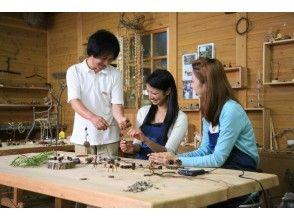 [三重縣木工藝體驗]裝飾,創造出圖像的時尚門板