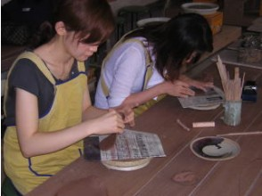 [栃木县益子市]无论年龄和性别,都可以轻松享受手工制作的陶器体验!初学者欢迎!