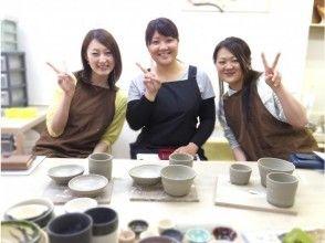 您可以在[神奈川縣陶藝體驗]初學者波特心情!一個成熟的電陶輪製陶經驗。活動當天預約OK!
