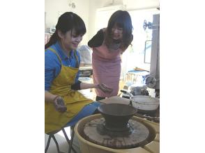 【石川・金沢】電動ろくろで本格陶芸体験!の画像