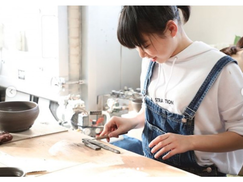 [Ishikawa/ Kanazawa] A professional potter teaches! Fun and fun pottery experience-small children can enjoy with peace of mind (with With a shuttle bus)